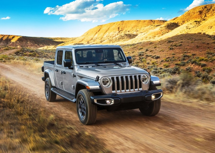 2020 Jeep Gladiator Release Date & Price