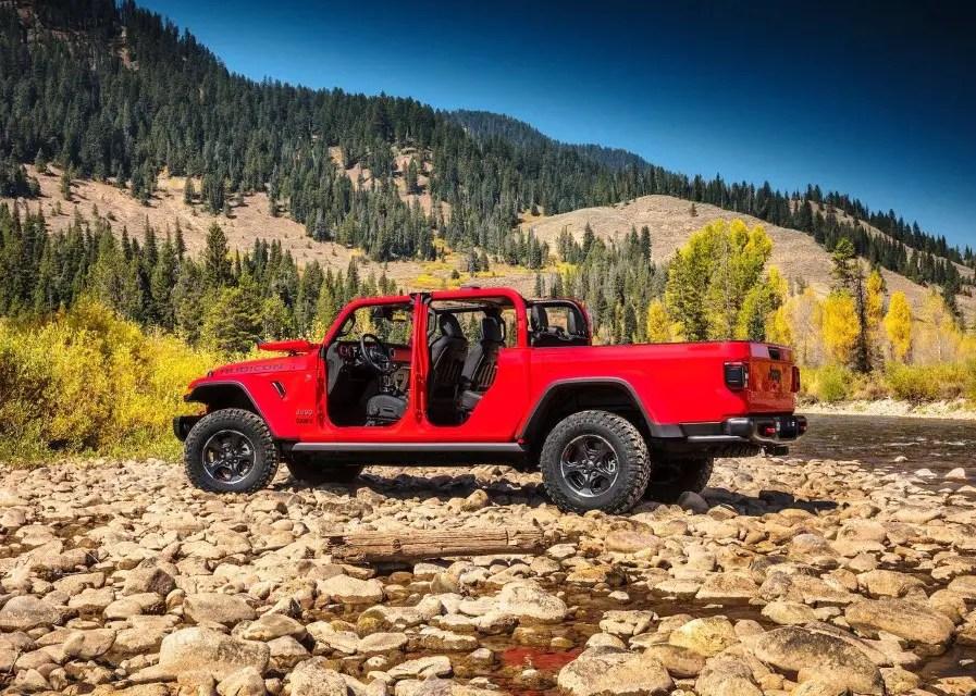 2020 Jeep Gladiator Rubicon Price