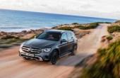 2020 Mercedes-Benz GLC 300 AMG Fuel Economy