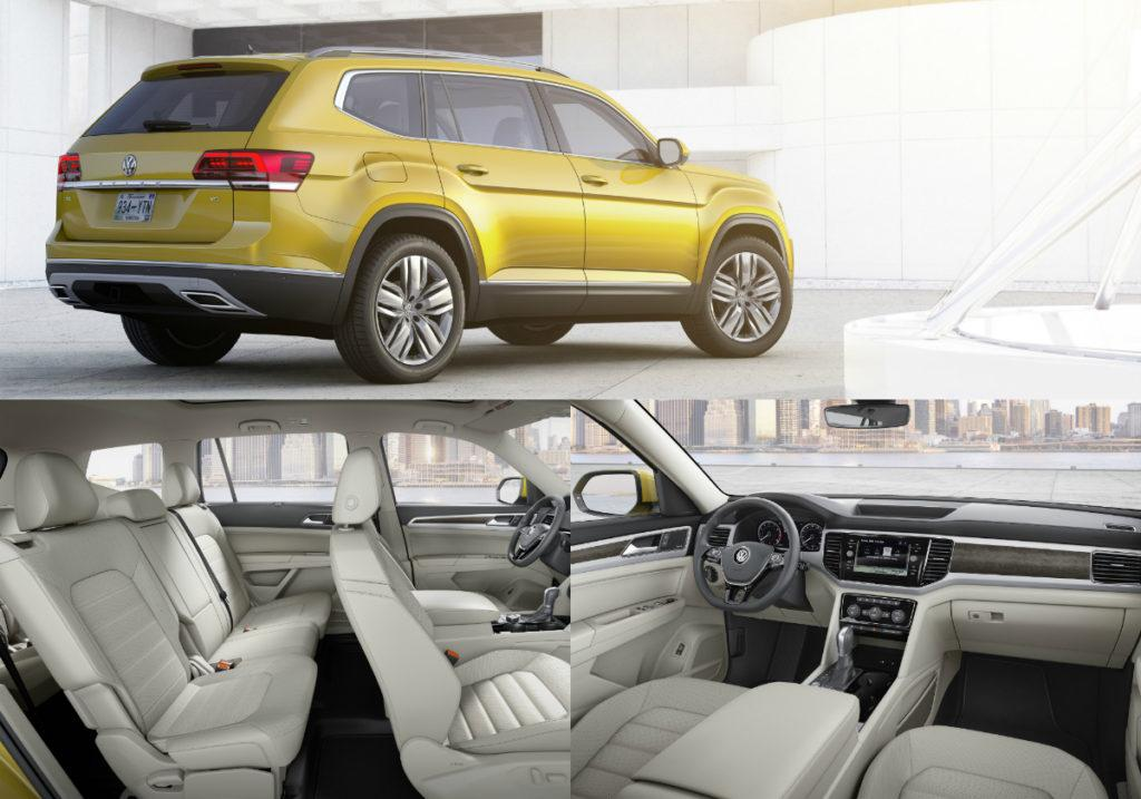 2020 VW Atlas Changes Interior & Exterior