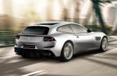 Ferrari Purosangue SUV Platform