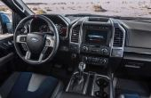 2020 Ford F-150 Raptor Interior & New Features