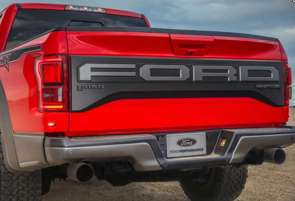 2020 Ford F-150 Raptor With FOX Racing Shox