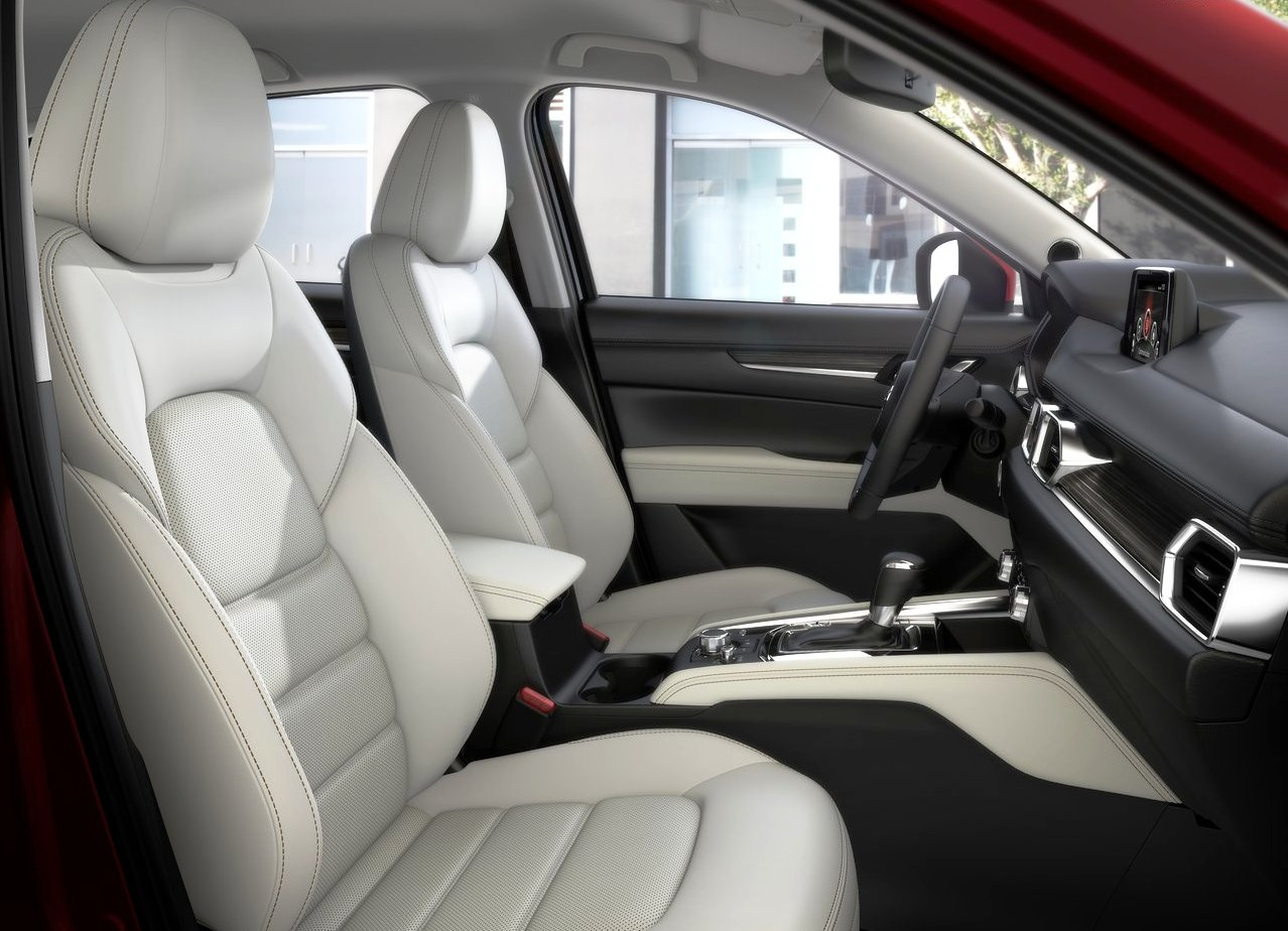 2020 Mazda CX 5 Safety Features & Equipment
