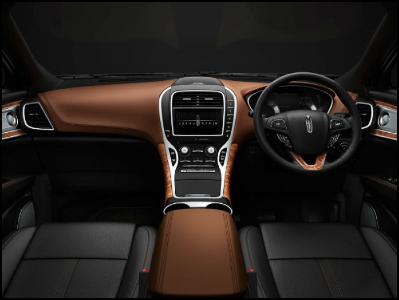 2020 Lincoln Continental Interior Pictures