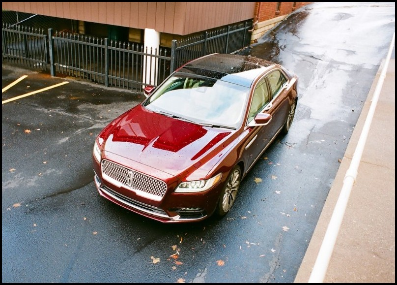 2020 Lincoln Continental Updates - Ford Redesign the Luxury Sedan