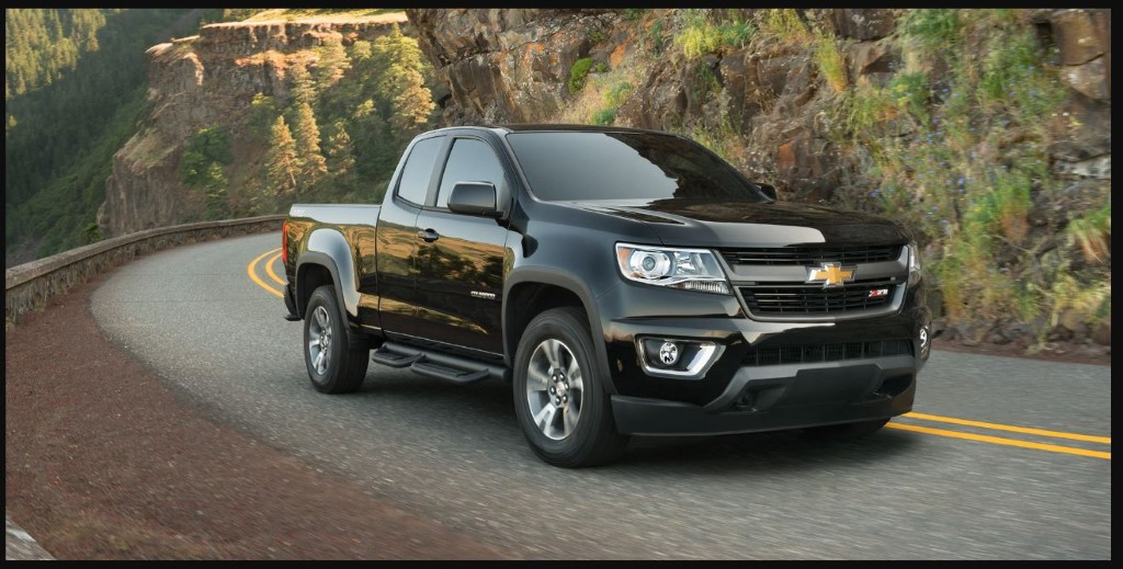 2020 Chevy Colorado Double Cab Price & Lease Deals