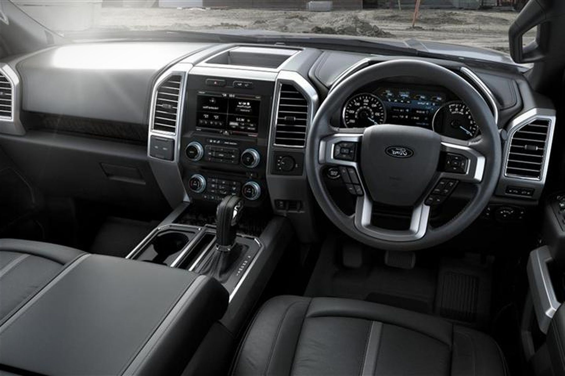 2020 Ford Bronco Interior Pictures