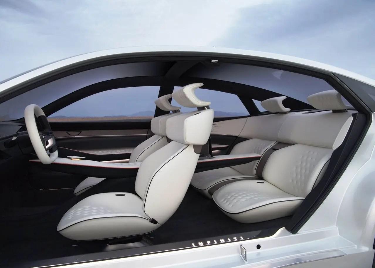 2020 Infiniti Q70l Interior Concept