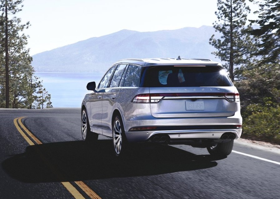 2020 Lincoln Aviator Trims Options