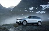 2020 Range Rover Velar SVR Facelfit