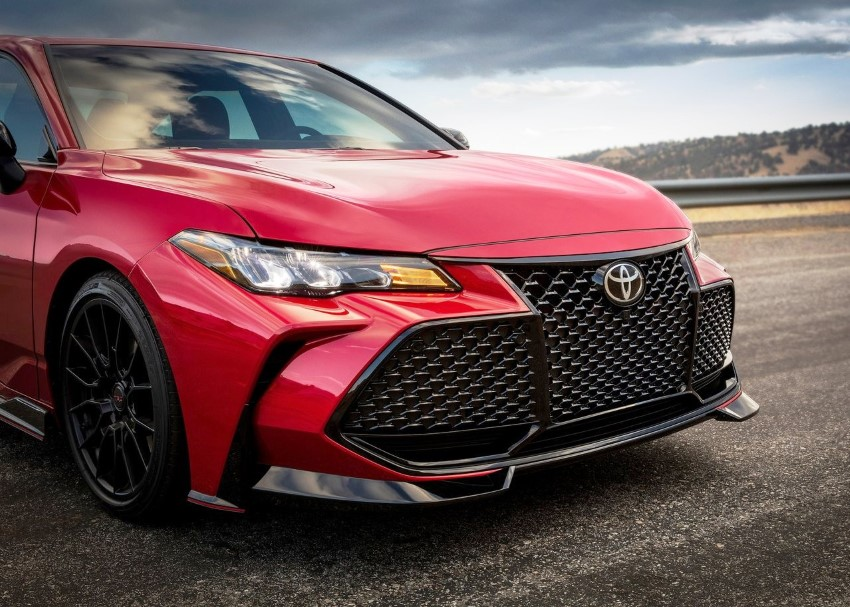 2020 Toyota Avalon Limited Review