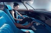 Peugeot e-Legend Autonomous Car