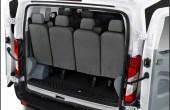 2019 Ford Transit 15 Passenger Van Interior