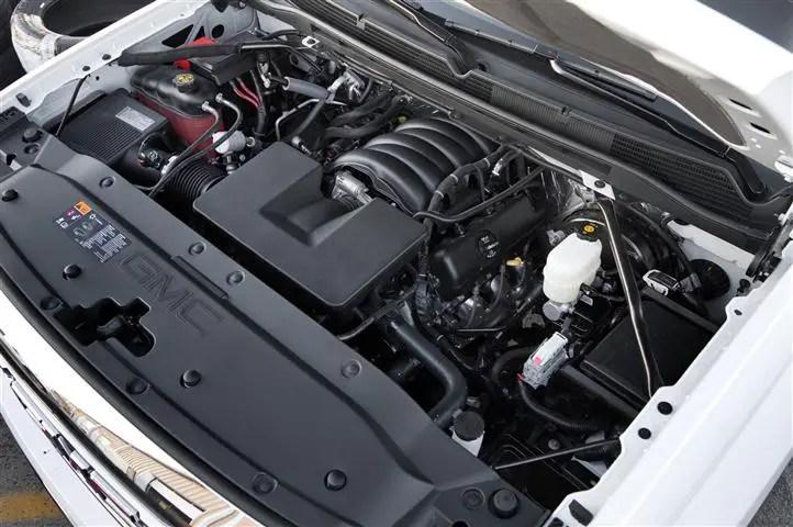 2019 GMC Sierra 2500 Diesel Engine Specs