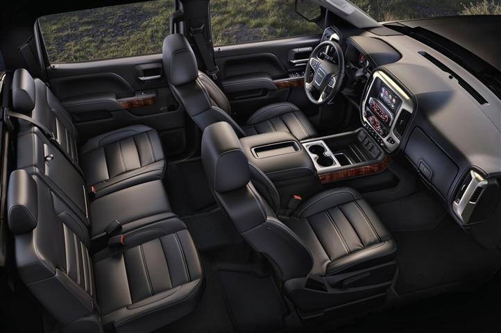 2019 Gmc Sierra Interior Pictures
