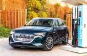 2020 Audi E-Tron Charging Time