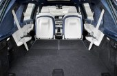 2020 BMW X7 Trunk Capacity