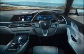 2020 BMW X8 Interior Features