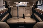 2020 Cadillac XT7 SUV 7 Seat Interior