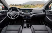 2020 Hyundai Tucson Night Edition Interior Photos
