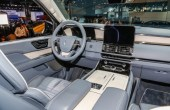 2020 Lincoln Town Car Interior Changes