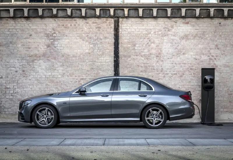 2020 Mercedes E300e Hybrid Sedan Dimensions