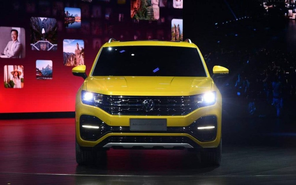 2020 VW Tayron Price and Availability