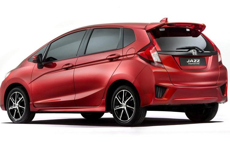 Honda Jazz 2020 Redesign