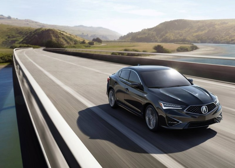 2020 Acura ILX Fuel Economy