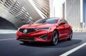 2020 Acura ILX Specs