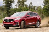 2020 Acura RDX All wheel Drive Off Road Performance