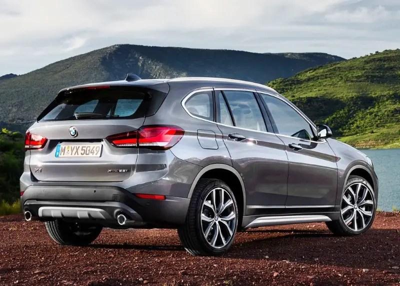 2020 BMW X1 Dimensions