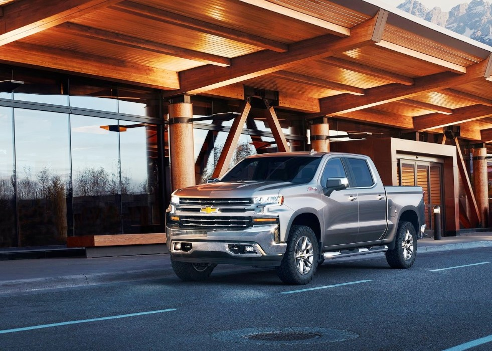 2020 Chevy Silverado HD Price & Lease Deal