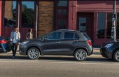 2020 Chevy Trax Dimensions