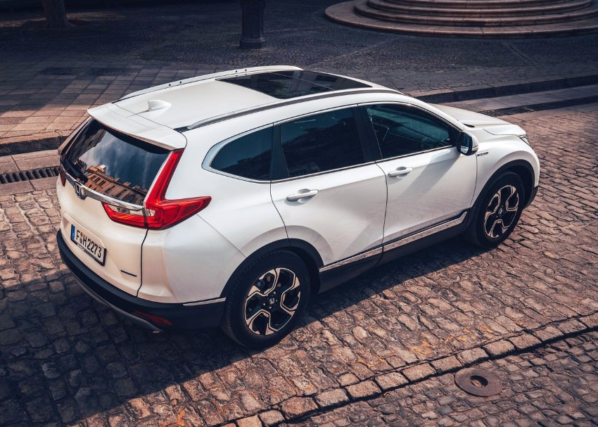 2020 Honda CR-V Hybrid Redesign & Changes