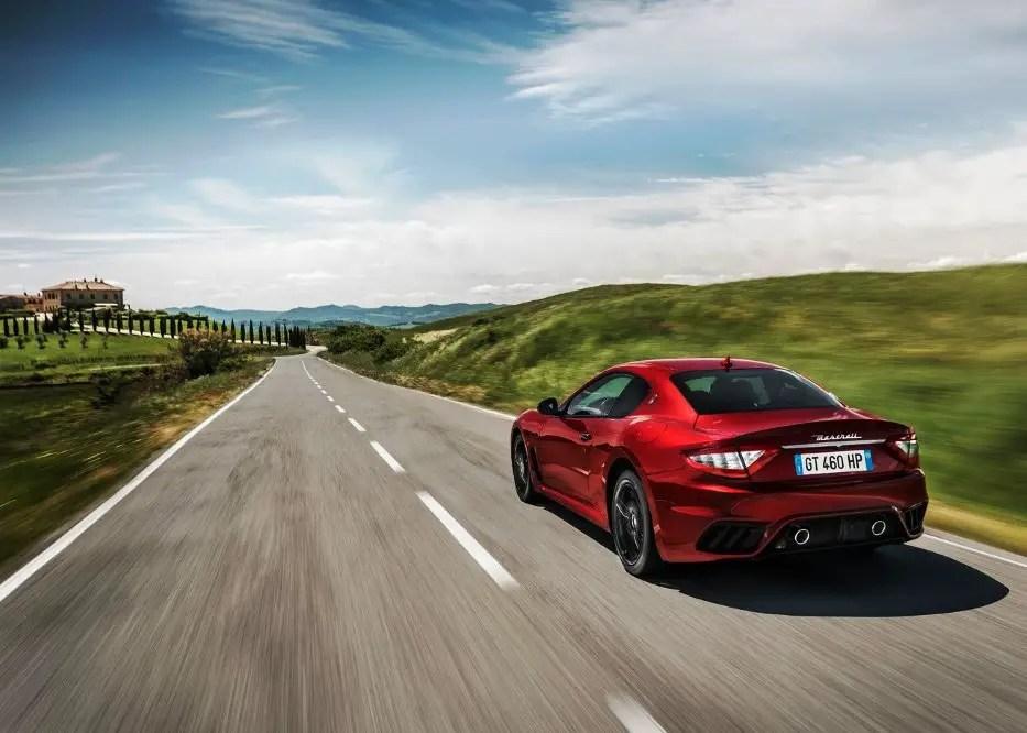 2020 Maserati Granturismo 0-60 MPH & Horsepower