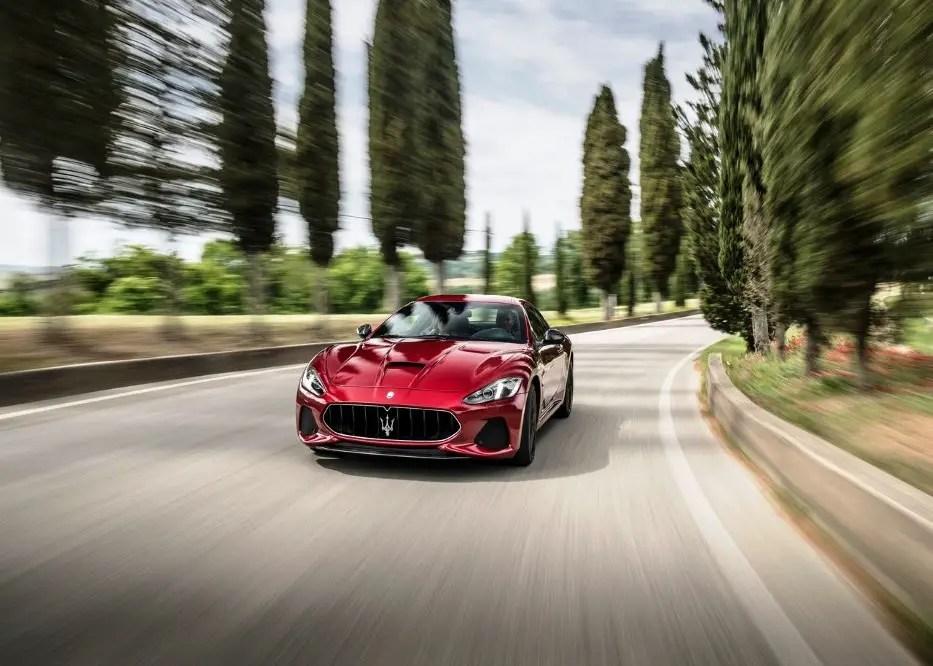 2020 Maserati Granturismo Sport Redesign