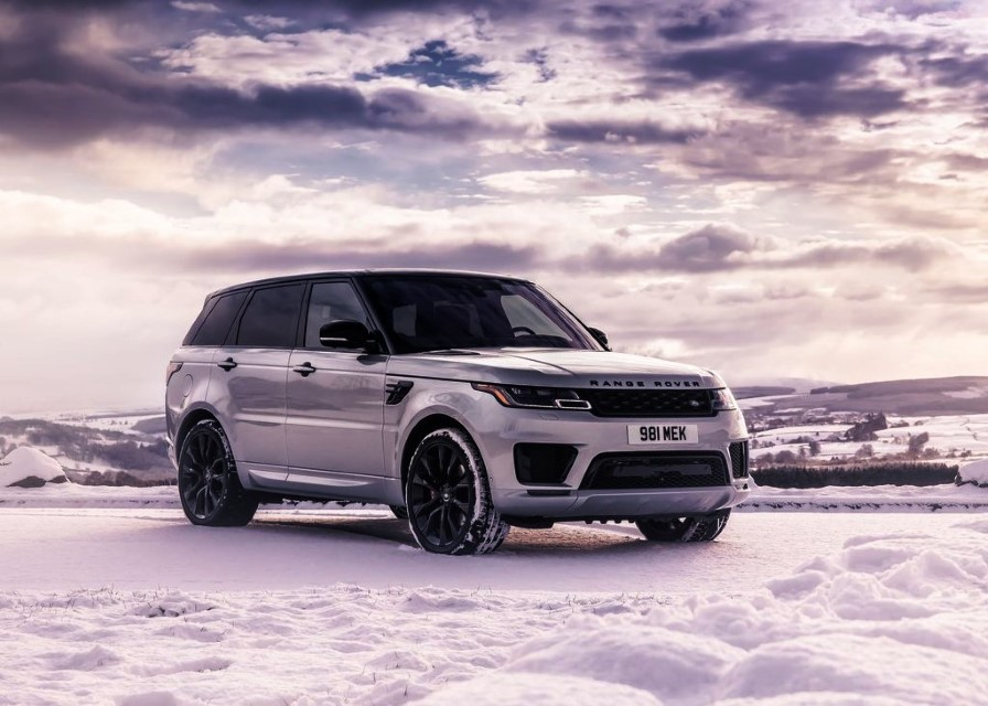2020 Range Rover Sport HST All Wheel Drive
