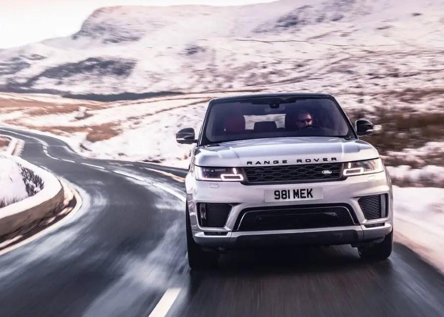 2020 Range Rover Sport HST Fuel Economy