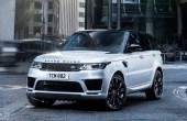 2020 Range Rover Sport HST Performance