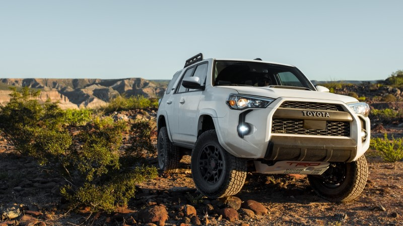 2020 Toyota 4Runner Redesign & Changes