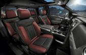 2020 Ford Bronco 4-Door Interior