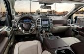 2020 Ford Raptor Interior Images