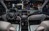 2020 Honda Pilot Redesign Interior New Features Updates