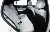 2020 Infiniti QX30 Seating Leather Updates
