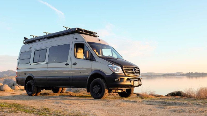 2020 Mercedes Sprinter RV Review
