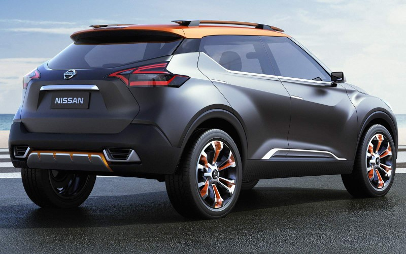 2020 Nissan Kicks Dimensions