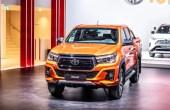 2021 Toyota Hilux Specs