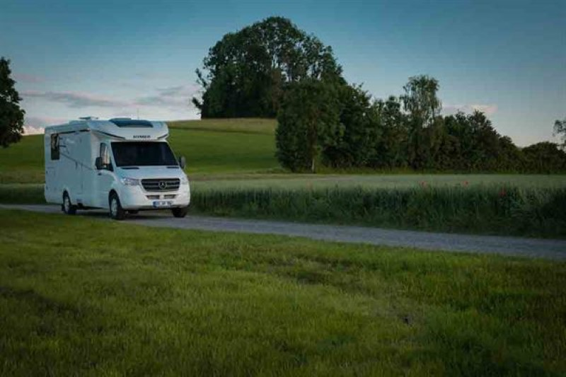 Build 2020 Mercedes Sprinter RV